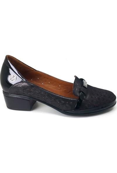Messimod 4013 Günlük Kadın Ayakkabı Siyah