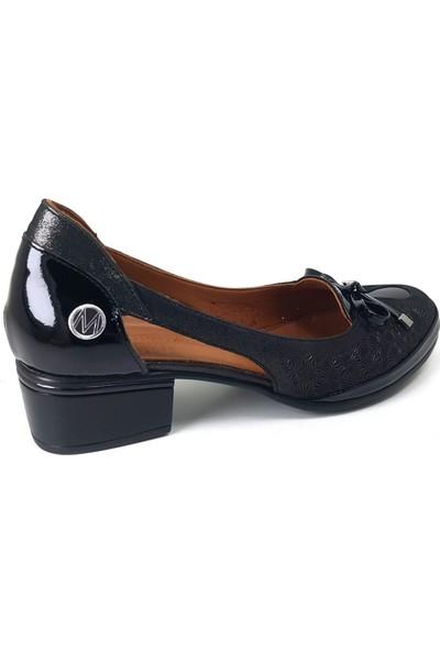 Messimod 4015 Günlük Kadın Ayakkabı Siyah