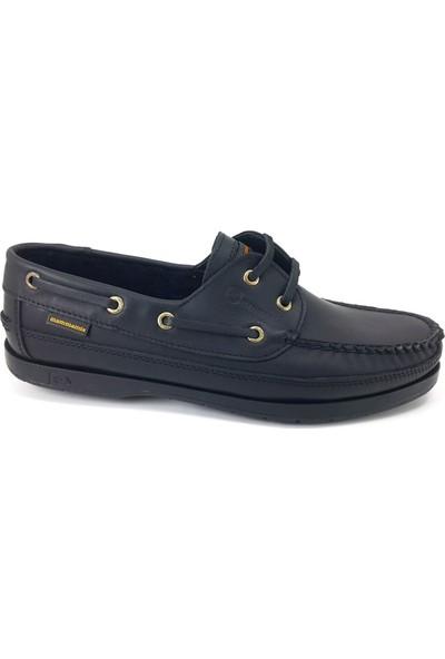 7500 Mammamia Günlük Erkek Ayakkabı Siyah