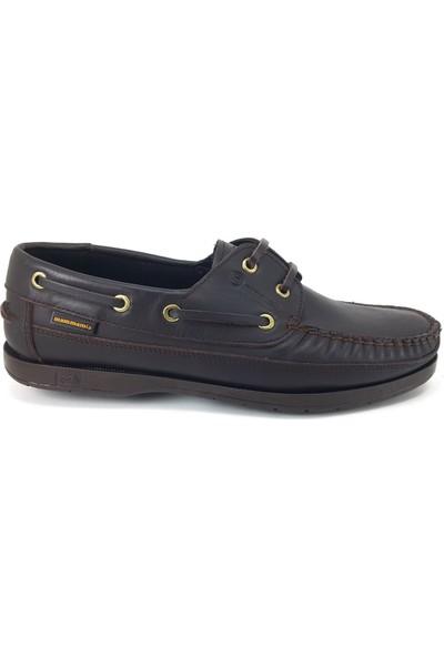 7500 Mammamia Günlük Erkek Ayakkabı Kahverengi