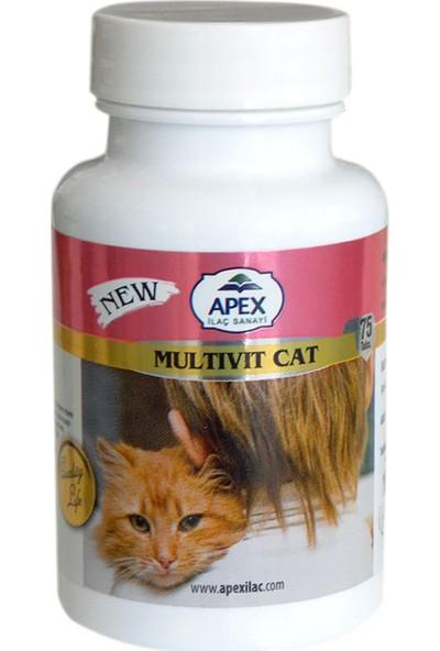 Apex Multivit Cat 75 Tablet