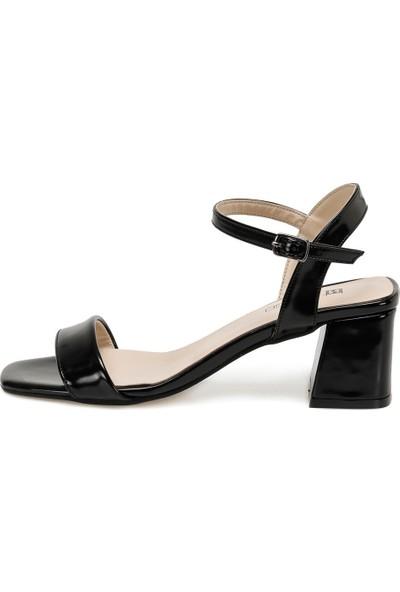 Butigo 20S-551C Siyah Kadın Sandalet