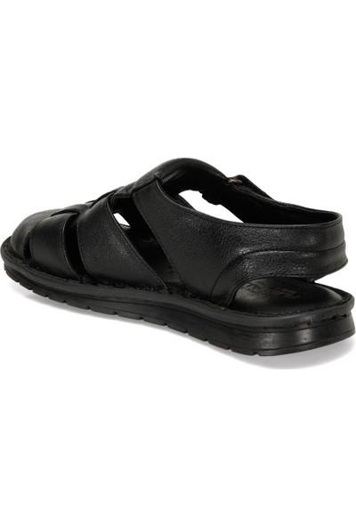 Flexall 103 Siyah Erkek Klasik Ayakkabı