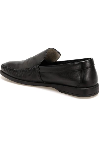 Flogart G-170 Siyah Erkek Klasik Ayakkabı