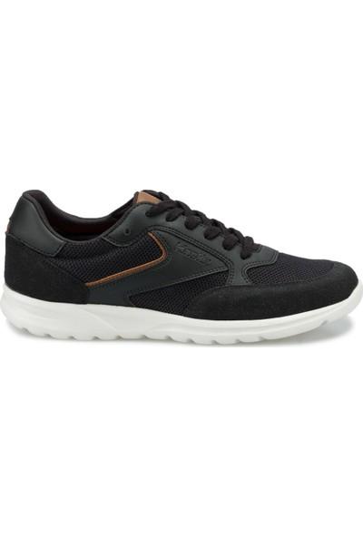 Kinetix Alison Siyah Erkek Sneaker Ayakkabı