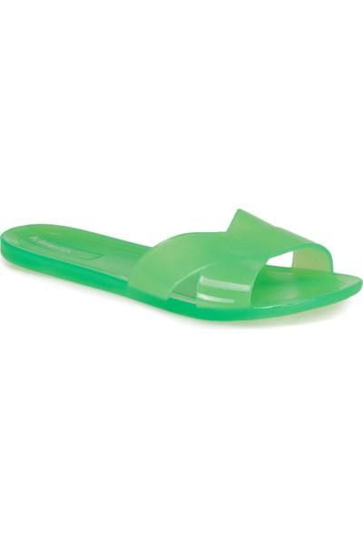 Kinetix Lascow W Neon Yeşil Kadın Terlik