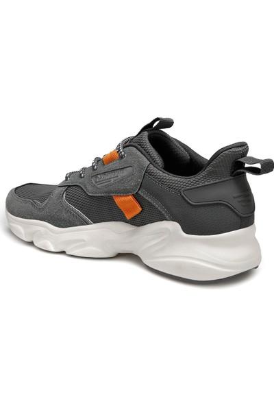 Lumberjack Budva Koyu Gri Erkek Sneaker Ayakkabı