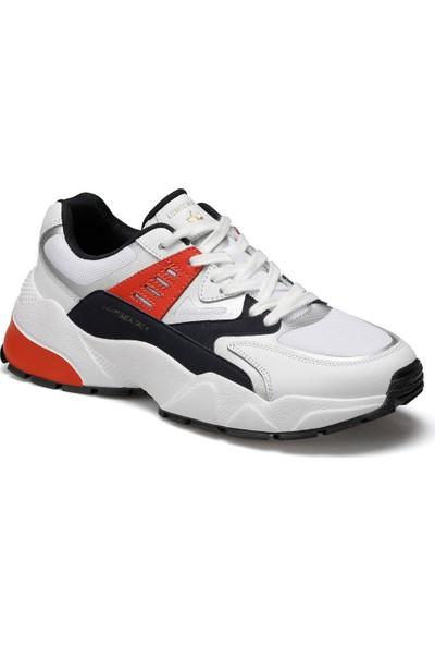 Lumberjack Homer Beyaz Erkek Sneaker Ayakkabı