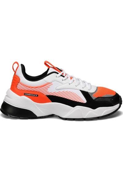 Lumberjack Java Beyaz Erkek Sneaker Ayakkabı
