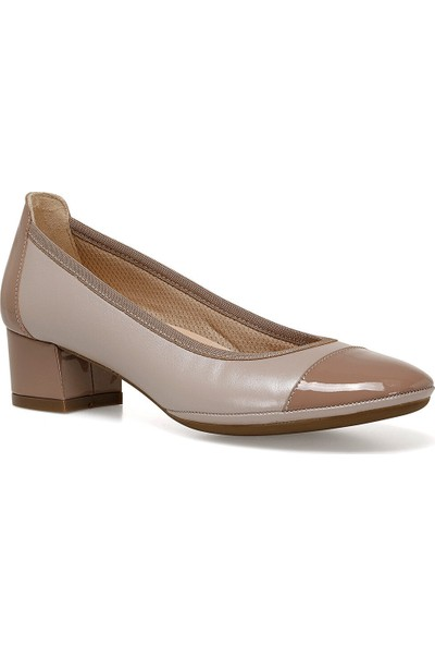 Nine West Flexıne Pudra Kadın Klasik Topuklu Ayakkabı