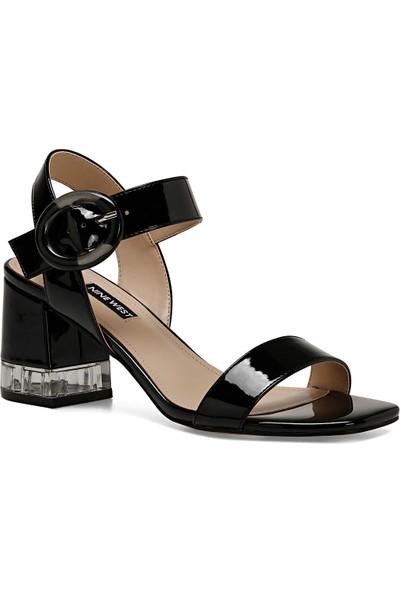 Nine West Lena Siyah Kadın Sandalet