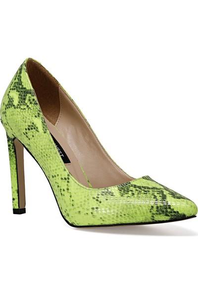 Nine West Tanıta7 Neon Yeşil Kadın Stiletto