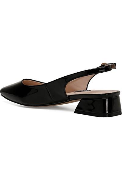 Nine West Tora Siyah Kadın Gova Ayakkabı