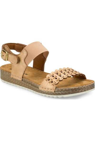 Polaris 161184.Z Taba Kadın Sandalet
