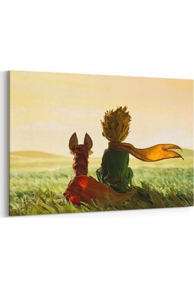 Shop365 Küçük Prens Kanvas Tablo 45 x 30 cm SA-1010