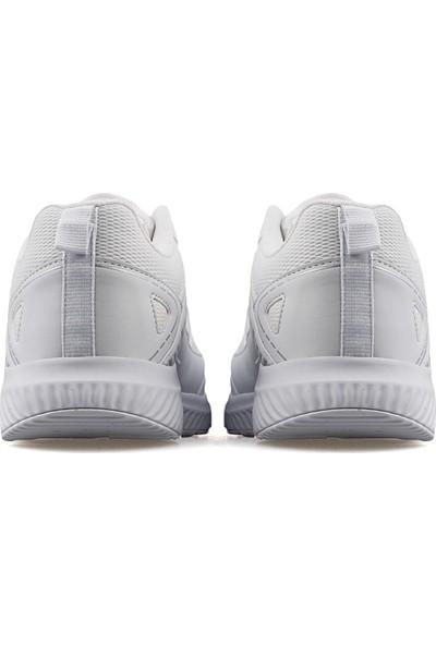 Jump 46-47-48 Numara Erkek Spor Ayakkabı 24865 Beyaz-Sılver 10S0424865BN