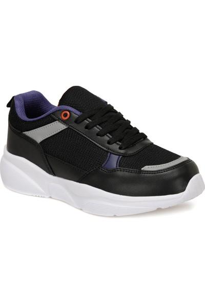 Torex Anıta Siyah Erkek Sneaker