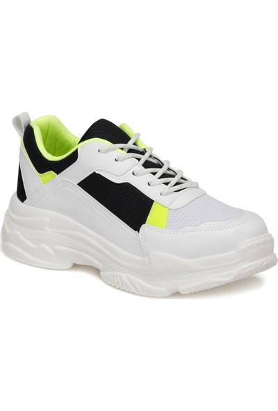 Torex Rude Beyaz Erkek Sneaker