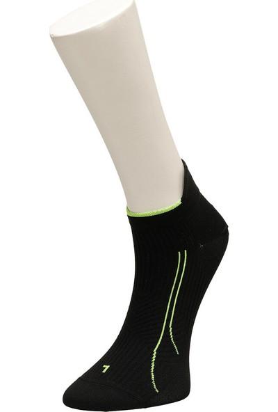 Puma Cell Run Sneaker 1P Siyah Erkek Çorap