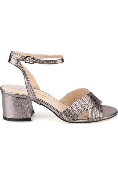 Polaris 91.313198.Z Celık Kadın Sandalet