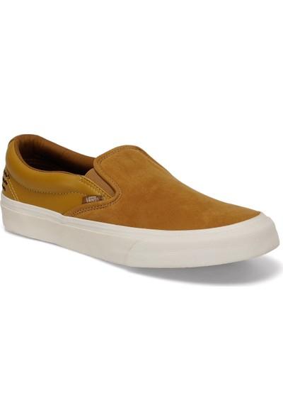 Vans Ua Th Slıpn 66 Lx Hardal Erkek Slip On Ayakkabı
