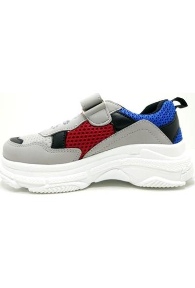 Vicco 313.P20Y.515 Alto Erkek Çocuk Spor Ayakkabı Gri 26-29