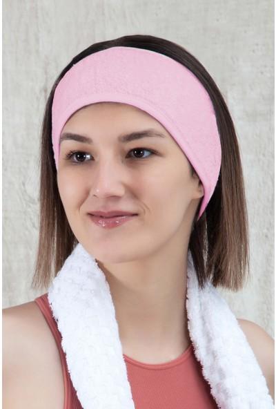 Eumenia Düz Eponj 3' lü Saç ve Spor Bandı