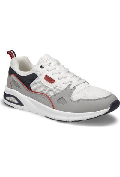 U.s.polo Assnvenus-M Günlük Beyaz Erkek Spor Ayakkabı