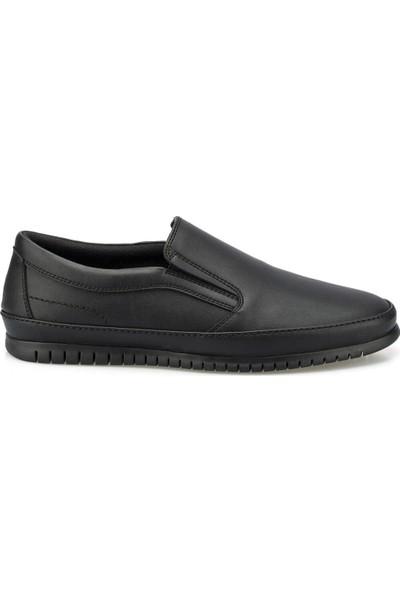 Polaris Siyah Erkek Klasik Ayakkabı