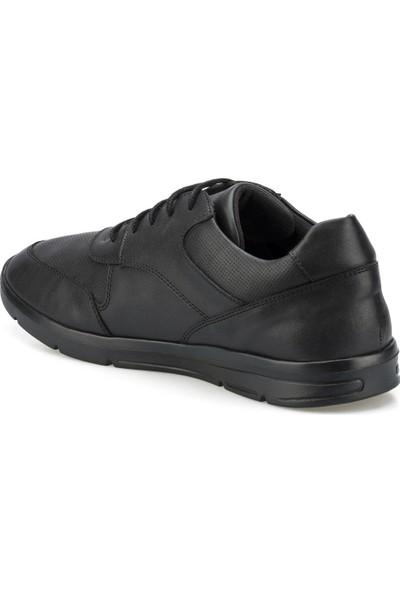 Polaris Siyah Erkek Comfort Ayakkabı
