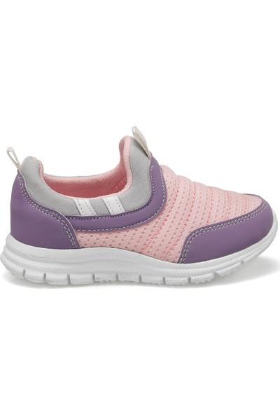 Selly Pembe Kız Çocuk Slip On Ayakkabı