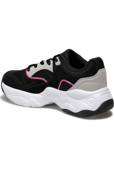 Lumberjack Siyah Kadın Sneaker Ayakkabı