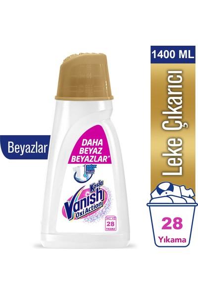 Vanish Kosla Oxi Action Gold Sıvı Leke Çıkarıcı Beyazlar Için 1400 ml