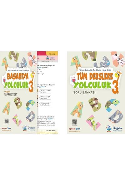 Üçgen Yayıncılık 3.Sınıf Tüm Derslere Yolculuk + Başarıya Yolculuk Yaprak Test
