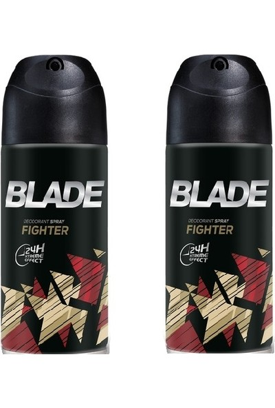 Blade Formen DEO.150 Ml.fıghter 2 Adet