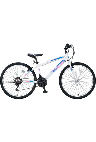 Ümit Bisiklet 26 Jant Explorer Beyaz - Mavi