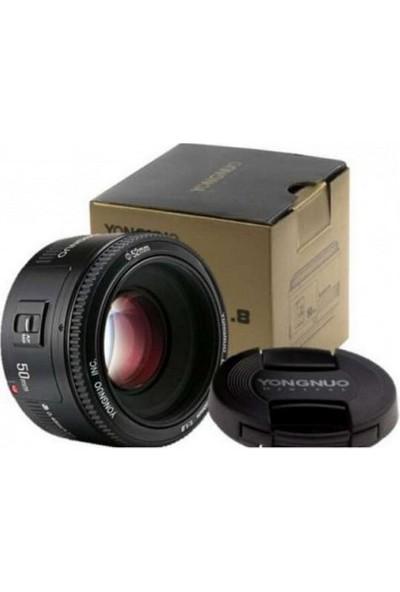 Yongnuo 50MM F1.8 Canon Lens Seti
