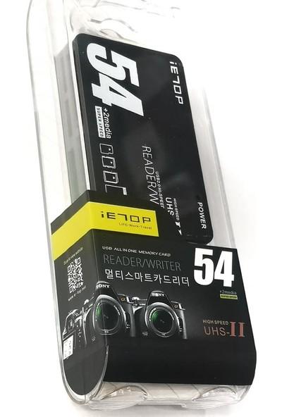Azden İE7OP USB 2.0 Profesyonel USB Compact Flash Kart Okuyucu