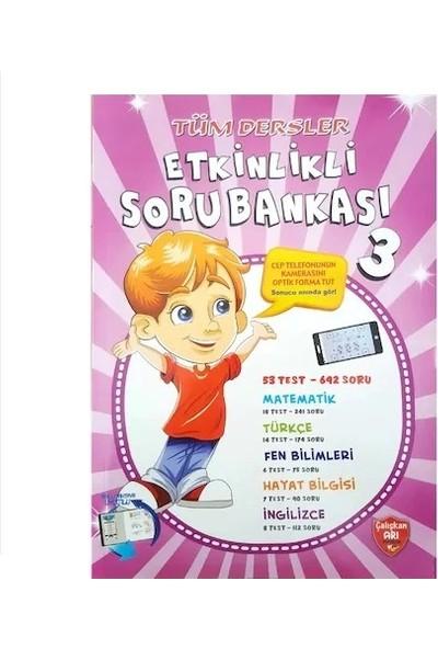 Çalışkan Arı Yayınları 3. Sınıf Etkinlikli Soru Bankası