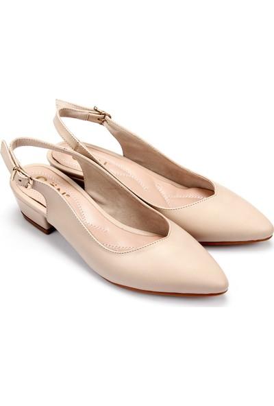 Gön Kadın Topuklu Ayakkabı 38068