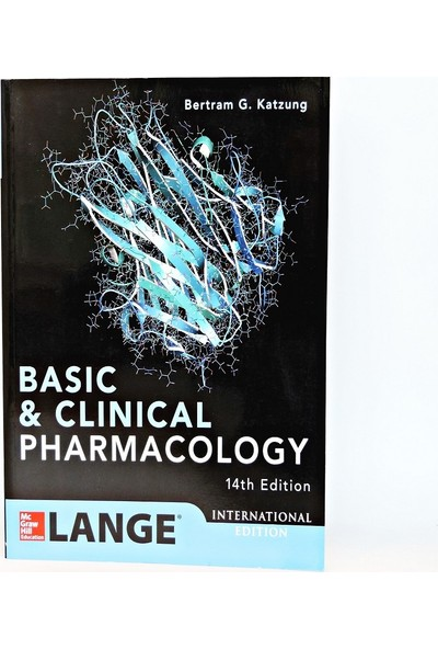 Basic And Clinical Pharmacology 14 th Edition - Bertram Katzung