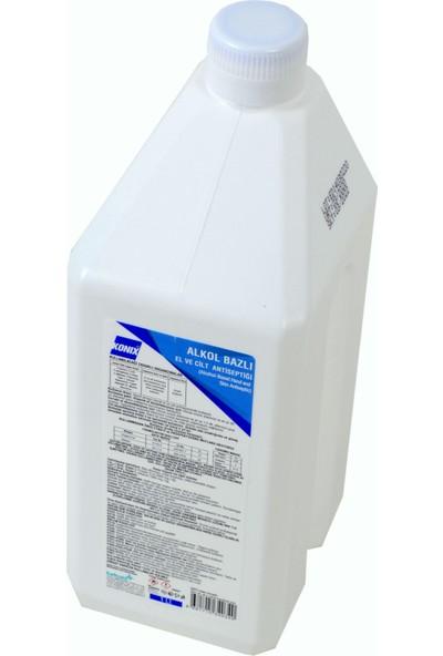 Konix El ve Vücut Dezenfektanı 1 + 1 Litre