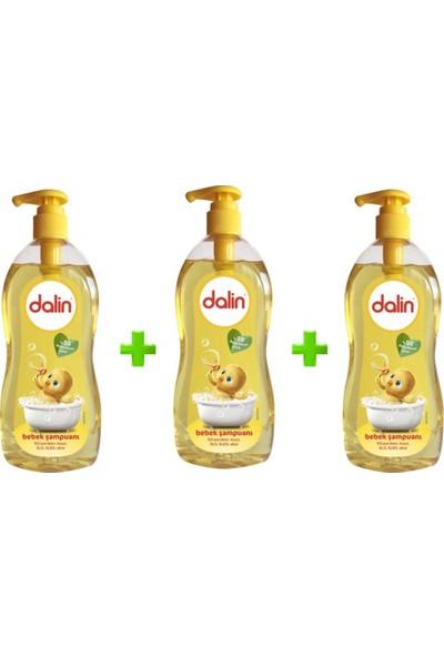 Dalin Bebek Şampuanı 900 ml - 3 Adet