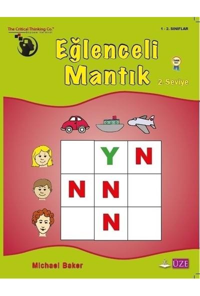 Eğlenceli Mantık Seti Kitapları - 5 Kitap
