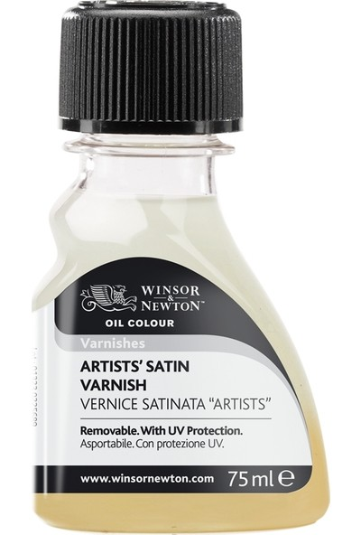 Winsor & Newton Artists' Saten Vernik 75 ml