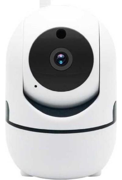 Wellcam Pantilt Hareketli Ip Wifi Kamera 2mp Full Hd 1080P