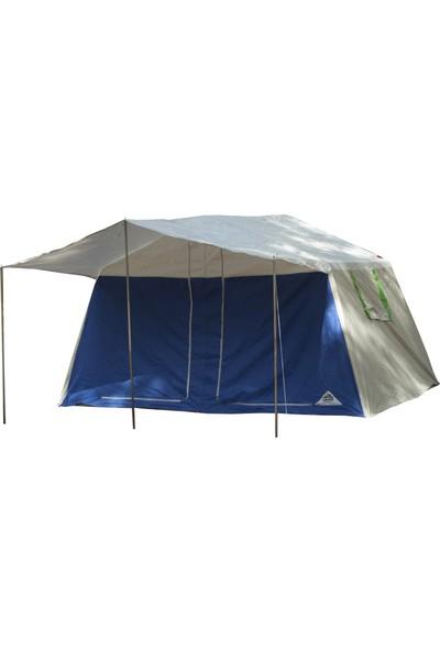 Uludağ Çadır Iki Odalı Kamp Çadırı - Mavi