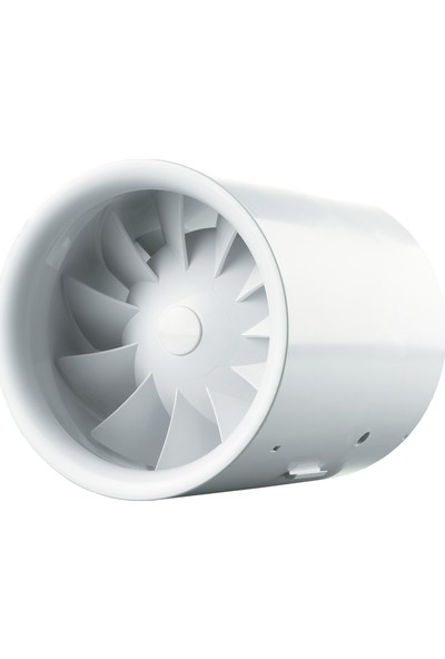 Blauberg Ducto 100 Sessiz Plastik Kanal Fanı 110 M3H