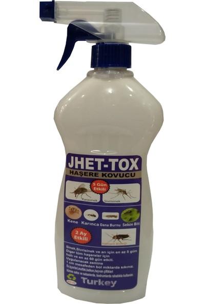 Jhet-Tox Haşere Kovucu 800 ml