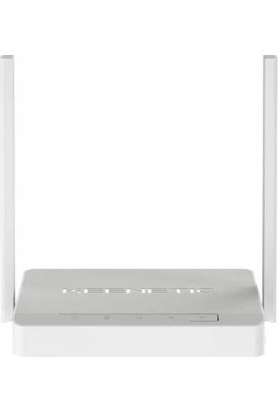 Keenetic Omni DSL N300 2x5dBi Cloud VPN WPA3 Amplifier USB 4xFE VDSL2/ADSL2+ Fiber Mesh WiFi Modem Router